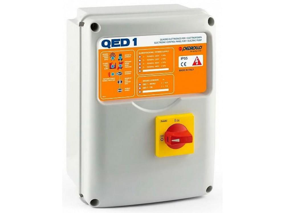 QED 2 - TRI на 2 насоса 533QED02T в фирменном магазине Pedrollo