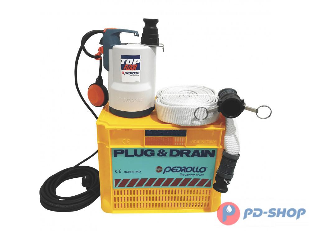 Plug&Drain - TOP 2 FLOOR ASSKPLUGDRAIN в фирменном магазине Pedrollo