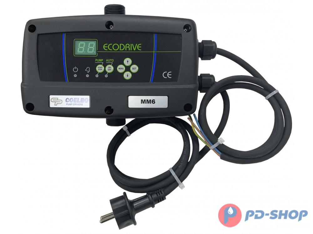Eco Drive 6 MM Cab S101361 в фирменном магазине COELBO