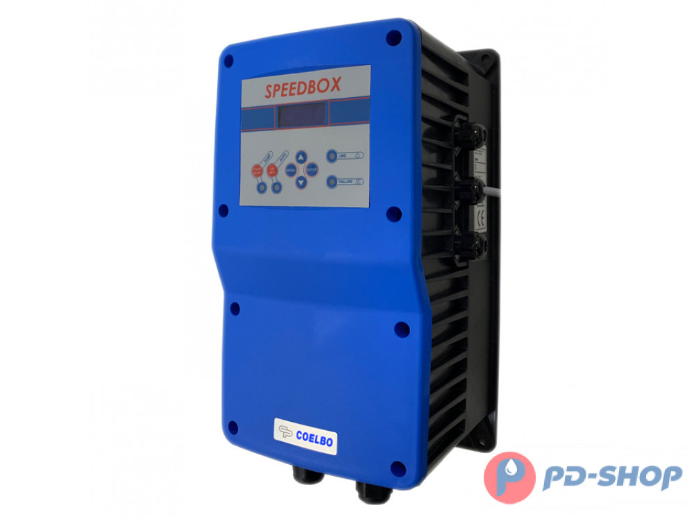 Speedbox 1309 TT S101321 в фирменном магазине COELBO