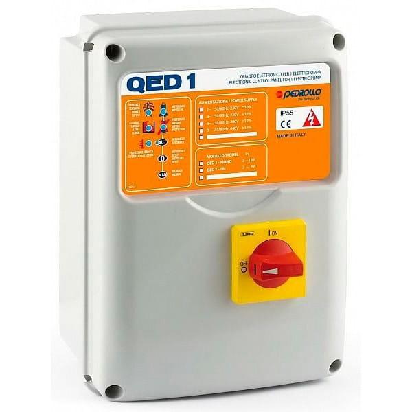 Пульт управления Pedrollo QED 2 - MONO на 2 насоса